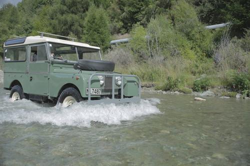 Land Rover Serie I (1957).