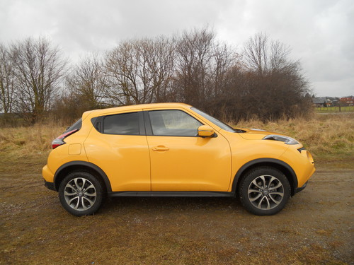 Kurztest nissan juke blickfang auto medienportal net for Nissan juke licht
