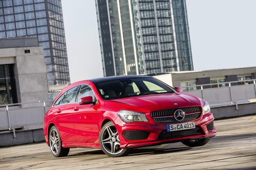 Mercedes-Benz CLA 250 Sport 4Matic Shooting Brake.