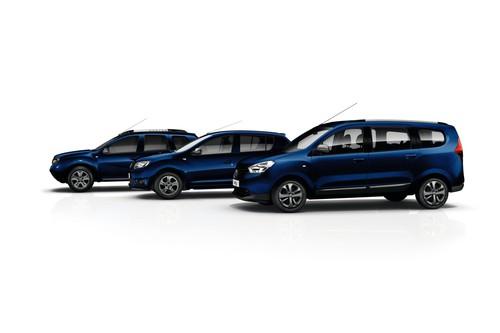 Dacia Sandero, Duster, Logan MCV, Celebration.