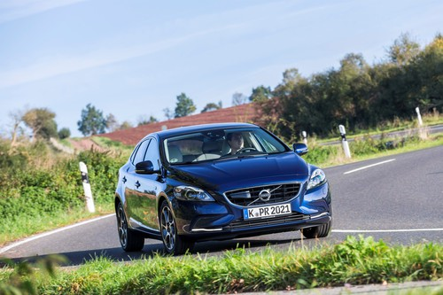 Volvo V40 Ocean Race Edition.