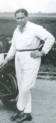 Woolf Barnato.