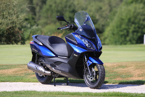 Kymco Downtown 300i ABS.