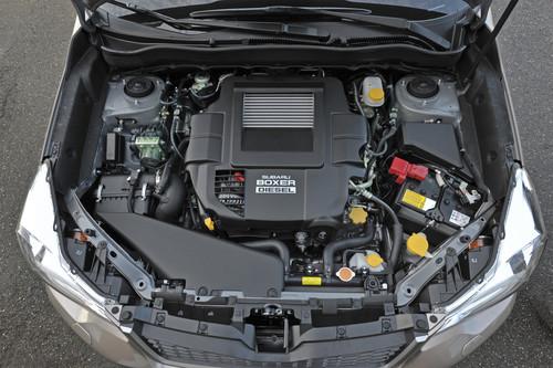 Subaru Forester 2.0 D.