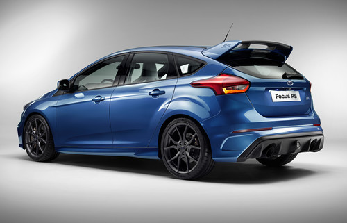 Ford Focus RS.