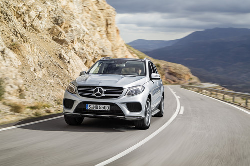Mercedes-Benz GLE..