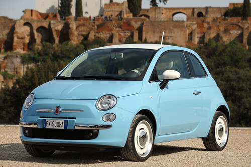 Fiat 500 Vintage '57.