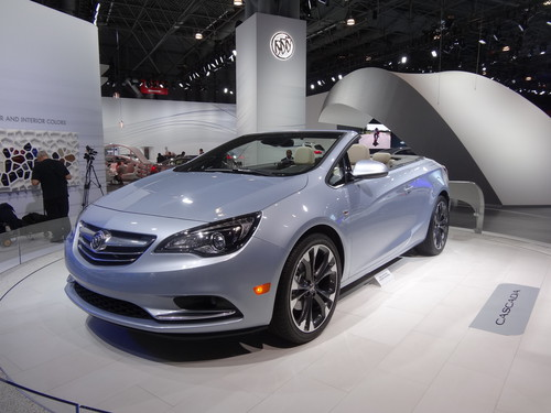 Buick Cascada - Schon mal gesehen?