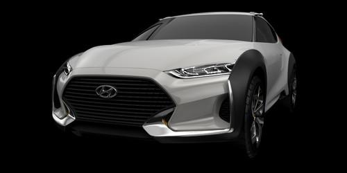 Hyundai Design-Studie Enduro.