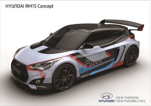 Hyundai Coupé Concept RM15.