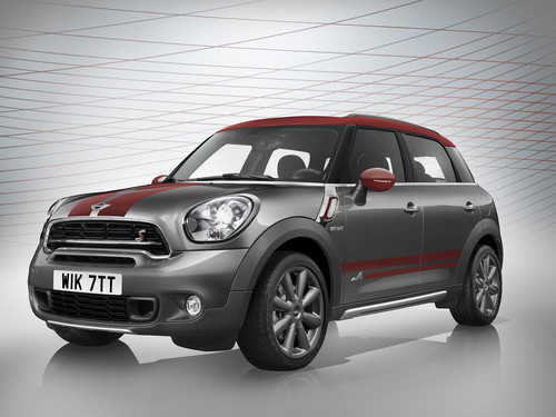 Mini Countryman Park Lane. ·