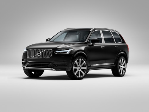Volvo XC90 Excellence.