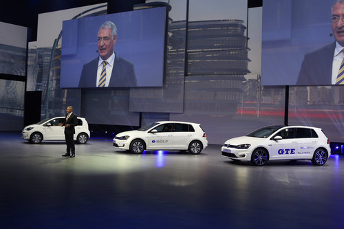 Shanghai 2015: Volkswagen Group Night.