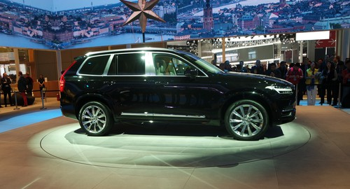 Volve XC90 Excellence.