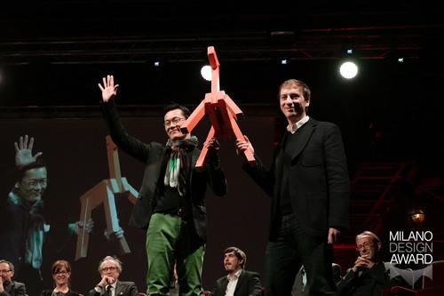 """Lexus ist auf der Milan Design Week als erster Automobilhersteller mit dem """"Best Entertaining""""-Award ausgezeichnet worden."""