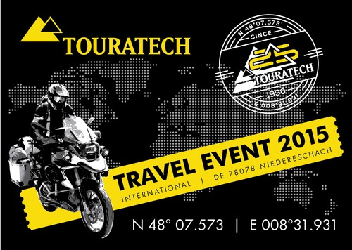 Touratech-Travel-Event 2015.