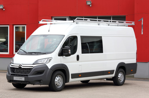 Citroen Jumper Multicab by Snoeks.