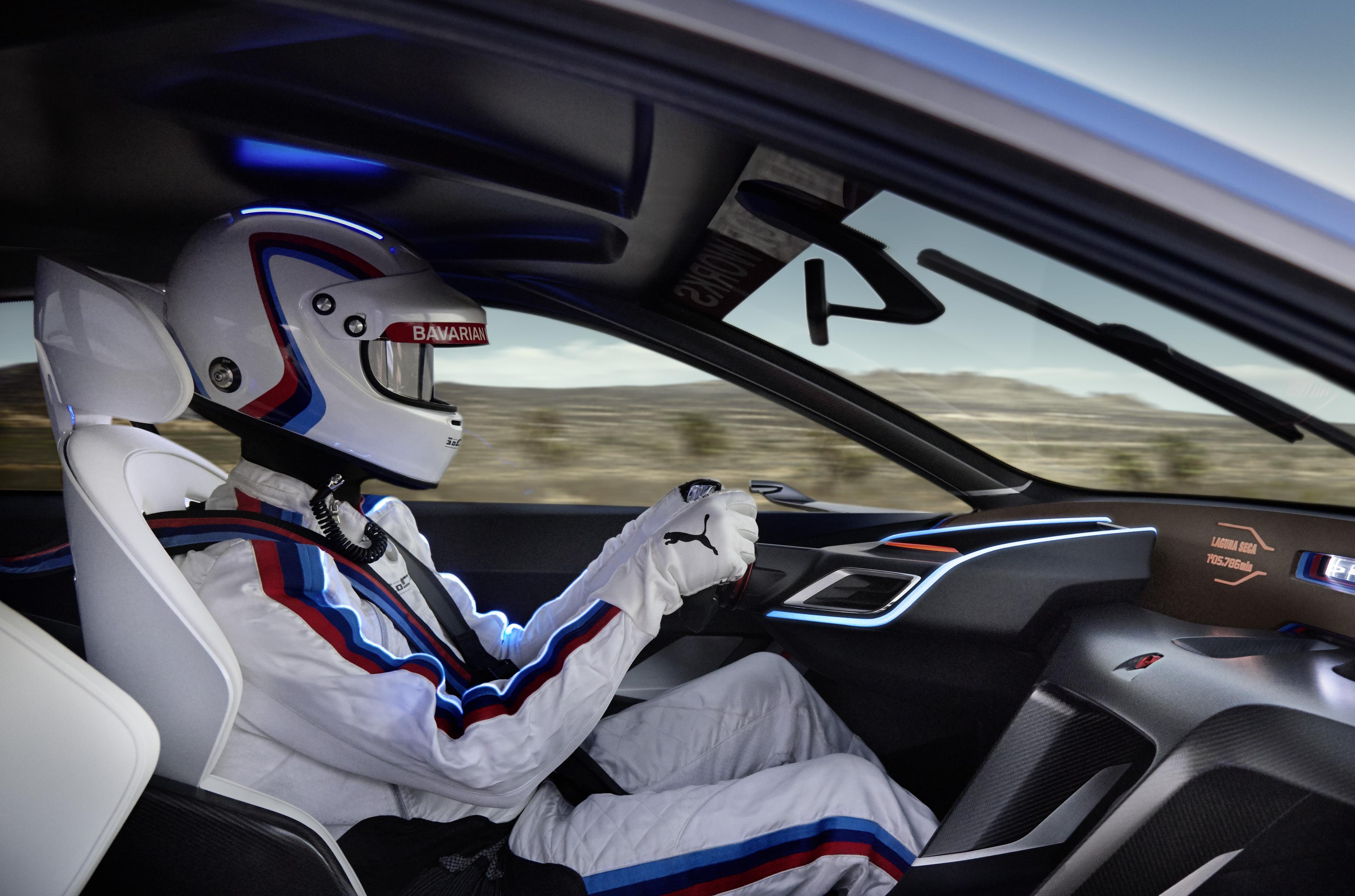 BMW 3.0 CSL Hoomage R: Erinnerungen an die Zukunft - Auto ...
