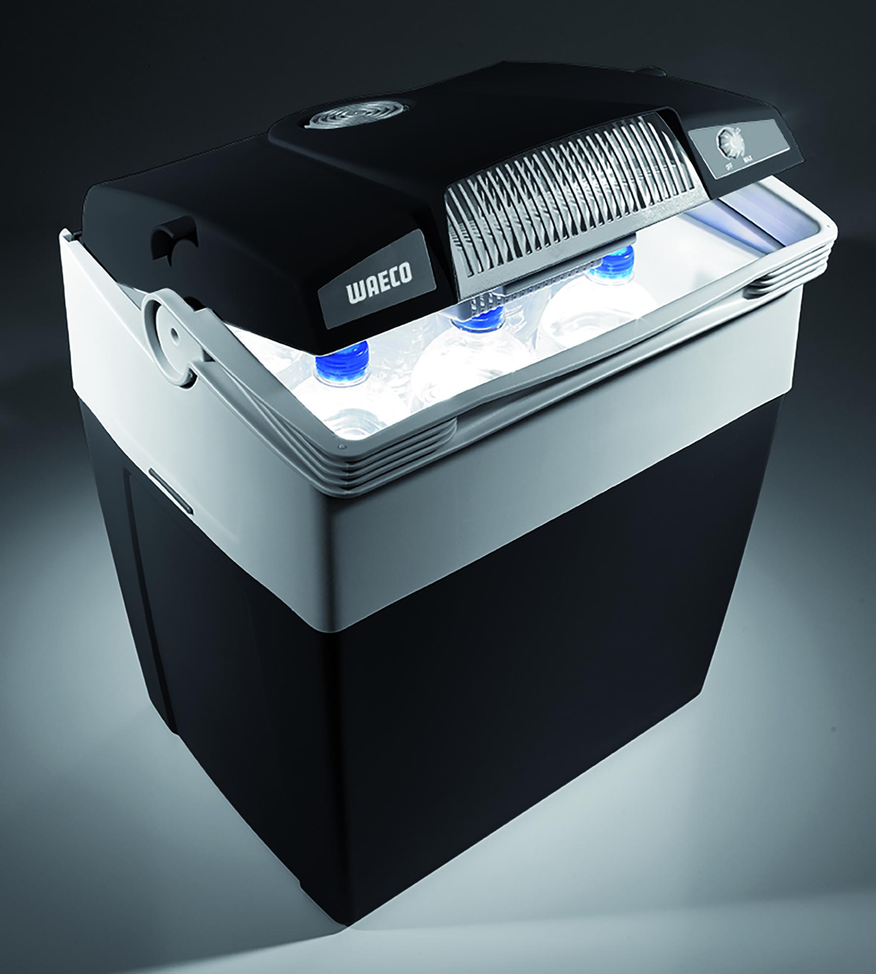 Waeco bringt Cool-Fun-Kühlboxen mit A++ - Auto-Medienportal.Net | {Kühlboxen 19}