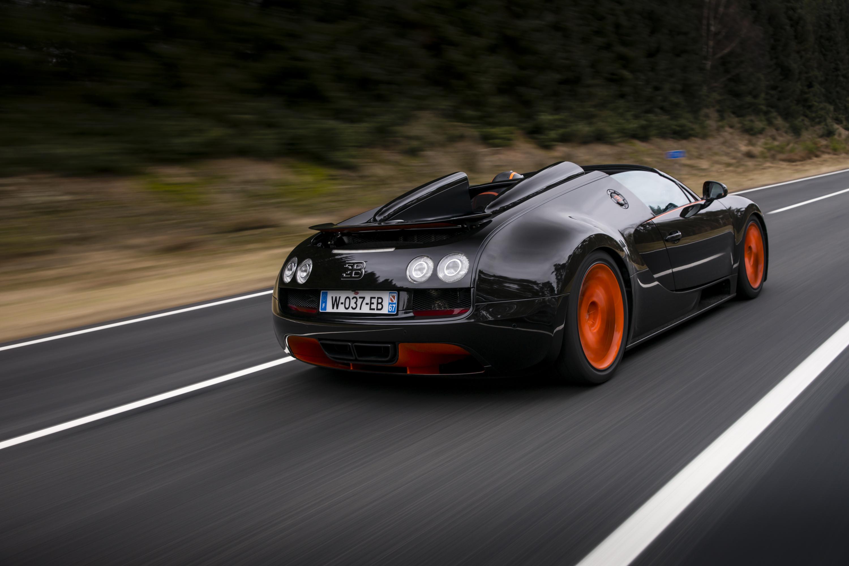 60085 Astounding Bugatti Veyron Grand Sport Vitesse Geschwindigkeit Cars Trend