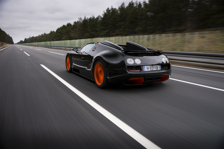 60086 Astounding Bugatti Veyron Grand Sport Vitesse Geschwindigkeit Cars Trend