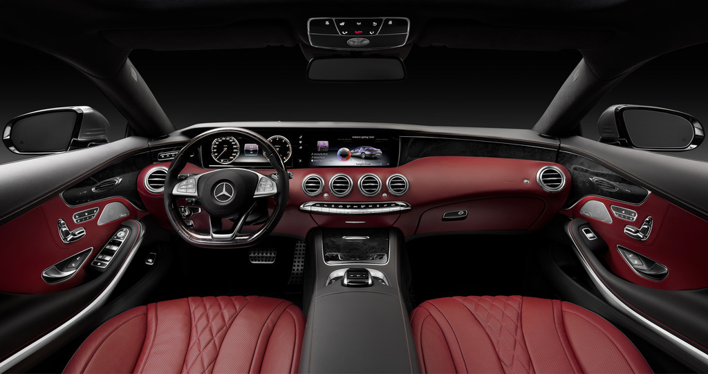 Erster Blickkontakt mit dem Mercedes-AMG GT - Auto-Medienportal.Net | {Armaturenbrett mercedes 18}