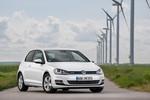 Pressepräsentation Volkswagen Golf TSI Blue Motion: Effizienzkünstler