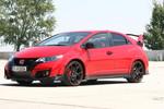 Pressepräsentation Honda Civic Type R: Leistungsträger