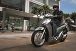 Honda SH 300i mit etlichen Neuerungen