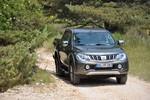 Mitsubishi L200: Im Vorserienfahrzeug auf Charaktersuche