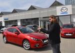 Sechs Gewinner fuhren bei Mazda mit Rea Garvey oder Samu Haber