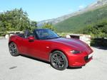 Pressepräsentation Mazda MX-5: Dem Himmel so nah