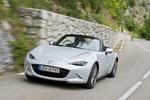 Marktstart für den Mazda MX-5