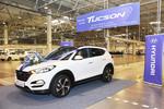 Hyundai startet Produktion des Tucson
