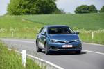 Pressepräsentation Toyota Auris: Der neue Benziner überzeugt
