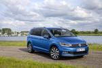 Pressepräsentation Volkswagen Touran: Neues Gewand für den Kompakt-Van