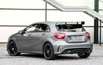 Pressepräsentation Mercedes-Benz A-Klasse: Der Junior wird frech