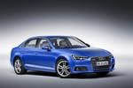 Pressepräsentation Audi A4: Kein Ingolstädter kann mehr