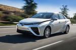 IAA 2015: Deutschlandpremiere für Toyota Mirai