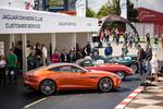 AvD Oldtimer-Grand-Prix 2015: Jaguar feiert 80. Geburtstag