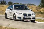Röhrentank statt Kardanwelle: So fährt der Fuel-Cell-BMW