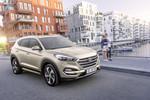 Pressepräsentation Hyundai Tuscon: Das Runde geht ins Kantige