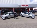 ADAC übernimmt 250 Toyota Verso