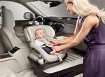 Volvo entwickelt neuartiges Kindersitz-Konzept