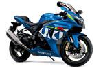 Suzuki GSX-R 1000 zu gewinnen