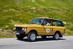 Land Rover feiert 45 Jahre Range Rover