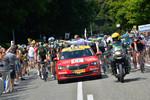 Skoda führt die Tour de France an