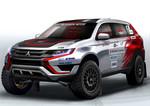 Mitsubishi startet bei Baja 500 in Portugal