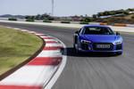 Pressepräsentation Audi R8 V10: Hohes Suchtpotenzial