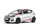 Hyundai bringt i10-Sondermodell